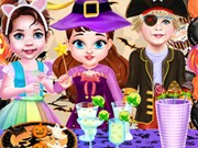 Play Baby Taylor Perfect Halloween Party Game on FOG.COM