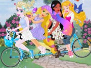 Play Princess Tandem Game on FOG.COM