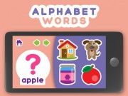 Alphabet Words