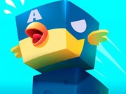 Play Square Hero Bird Game on FOG.COM