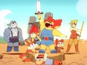 Thundercats Roar: Lion-O's Quest