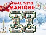 Play Xmas 2020 Mahjong Deluxe Game on FOG.COM