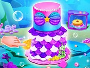 Play Baby Taylor Mermaid Party Prep Game on FOG.COM