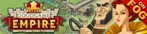 GoodGame Empire Online MMO game on FOG
